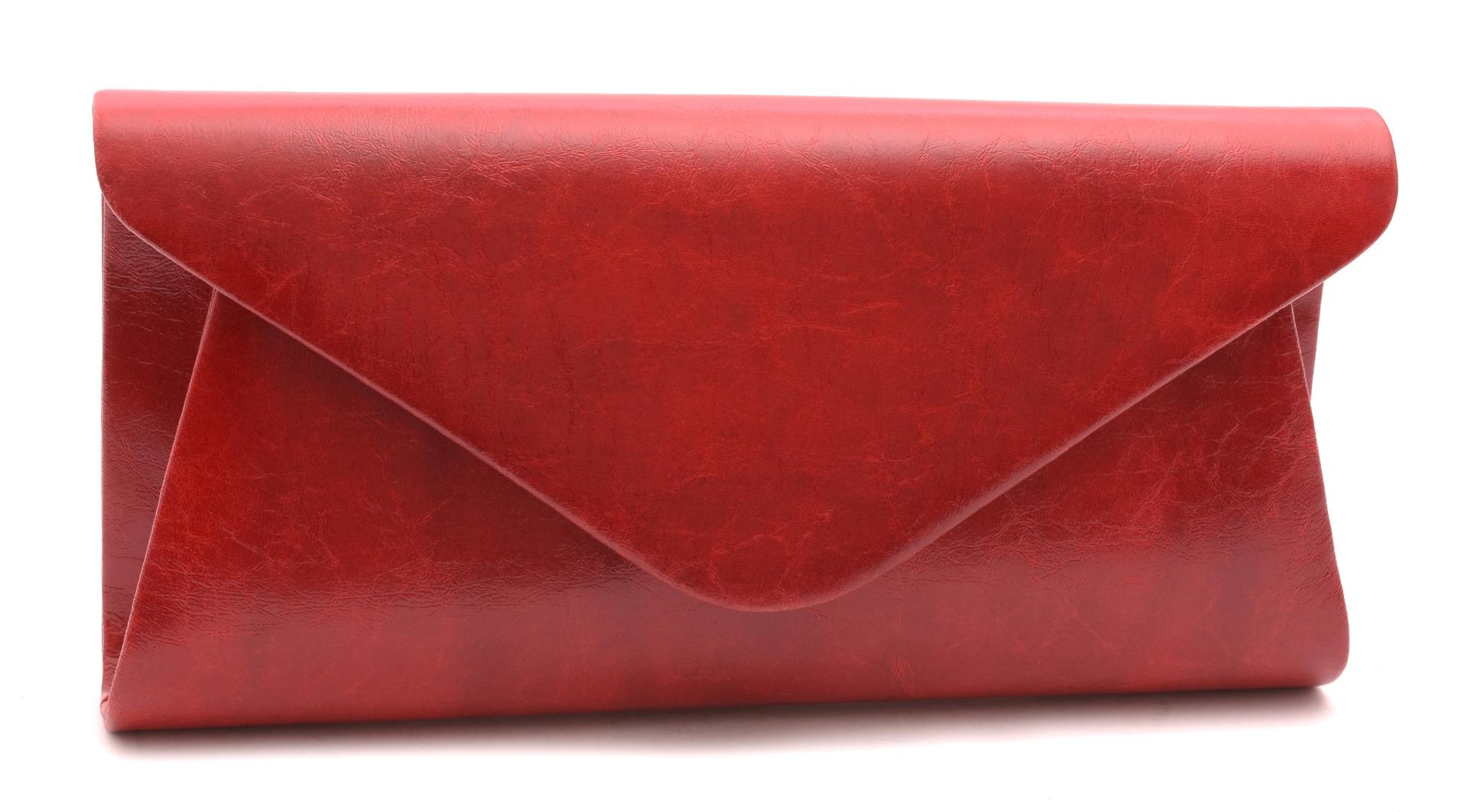 Mercucio - Velkoobchod kožené galanterie - Plesové kabelky - Dámská kabelka  červená 2292 56f9f51904c